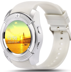 BAOSG Bluetooth Smart Watch,Wrist Watch Bracelet with SIM Card Slot