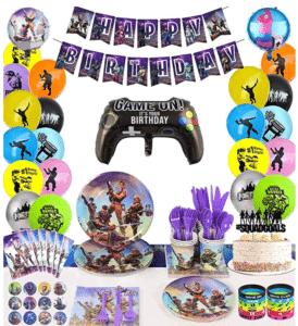 Fortnite Birthday Party Gift Set