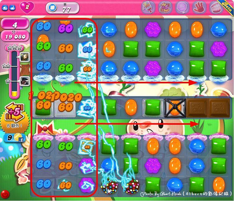 Candy Crush Saga Order Levels