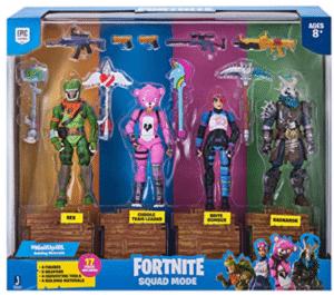 Fortnite Squad Mode Figures
