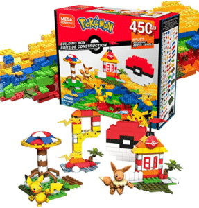 Pokemon Building Box