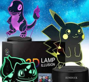 Pokemon Night Light