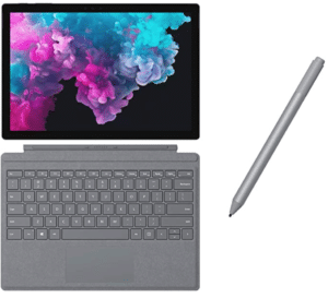 """Microsoft Surface Pro 6 2 in 1 PC Tablet 12.3"""""""