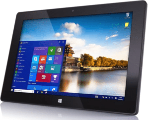 "10"" Windows 10 Fusion5 FWIN232 Plus S1 Ultra Slim Tablet Computer"