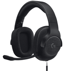 Logitech G433 7.1 Wired Gaming Headset with DTS Headphone: X 7.1 Surround