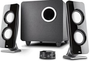 Cyber Acoustics 62W 2.1 Stereo Speaker