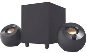 Creative Pebble Plus 2.1 USB-Powered Desktop Speakers
