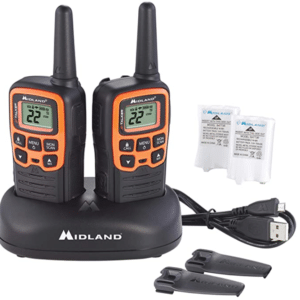 Midland - X-TALKER T51VP3, 22 Channel FRS Two-Way Radio