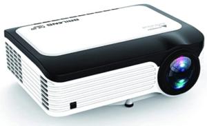 BRILENS Native 1920X1080P Movie Projector