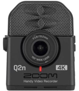 Zoom Q2n-4K Video Recorder