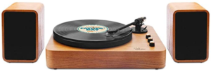 Voksun 3-Speed Precision Turntable