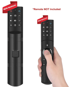 SofaBaton F2 Universal Remote Attachment for Amazon Fire TV