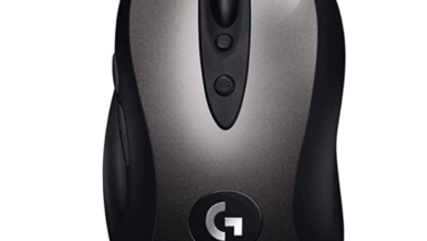 Photo of Logitech MX518 Gaming Mouse Review