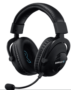 Logitech G PRO X Wireless Lightspeed Gaming Headset - Shroud Edition