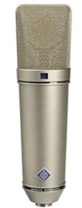Neumann U 87 Ai Switchable Studio Microphone